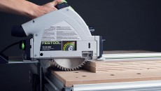Festool TS55 REQ Cutting