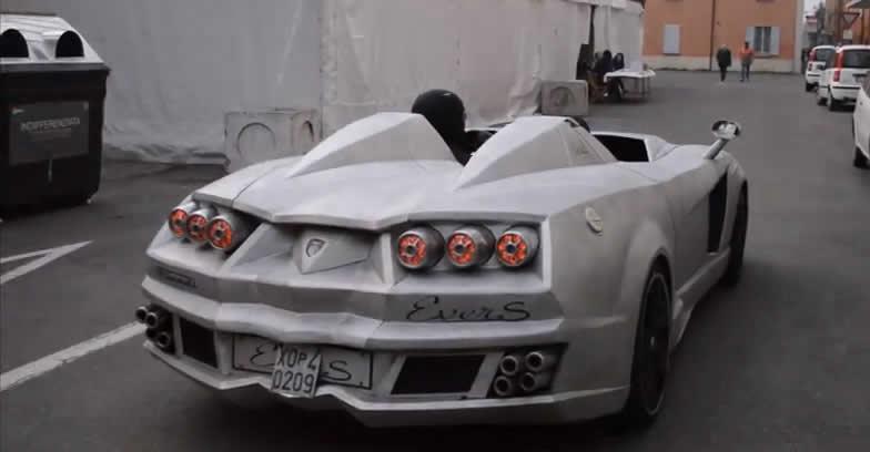 Filandi Ever S Mercedes-Benz SL