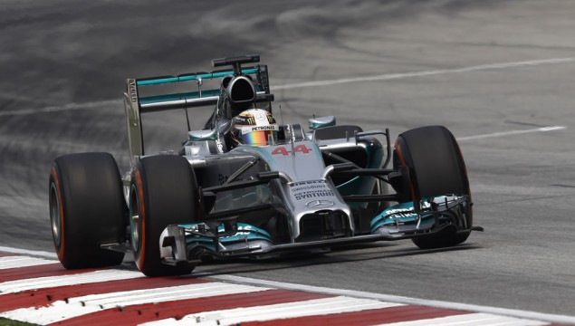 Sweet Success for Mercedes at 2014 Malaysian Grand Prix