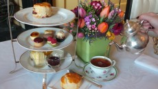 Four Seasons Hotel Dublin Ireland Afternoon Tea