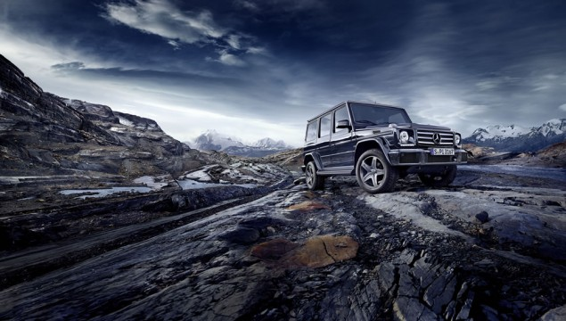 The Legend Lives On – The Mercedes-Benz G-Class