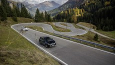Mercedes-Benz GLA Mountain Testing