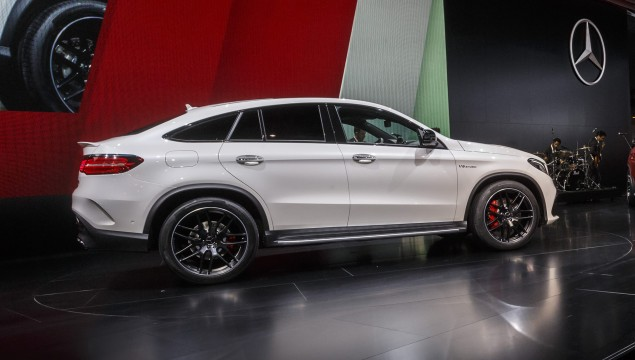 Mercedes-Benz Press Conference at NAIAS 2015, Detroit