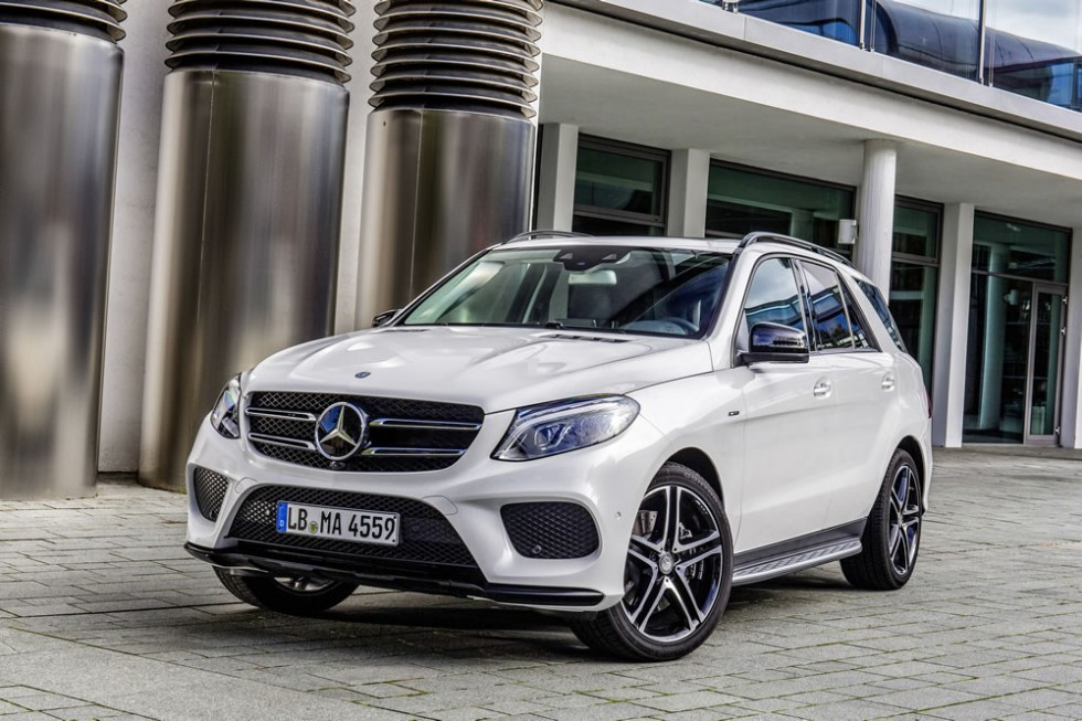 GLE 450 AMG 4MATIC