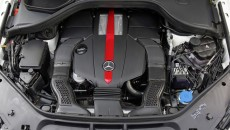 GLE 450 AMG 4MATIC Engine