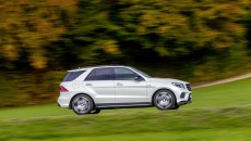GLE 450 AMG 4MATIC exterior