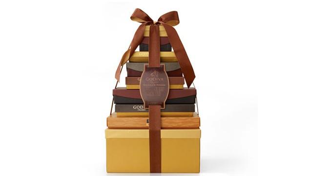 Godiva Chocolate Gift Boxes