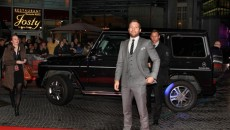 Bruce Willis Mercedes-Benz G-Wagen