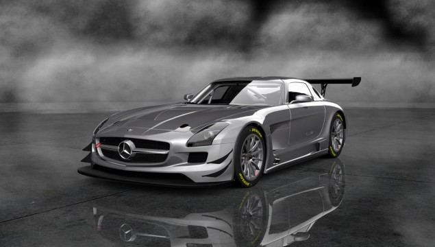 Gran Turismo 6 Will Include Three New AMG Models