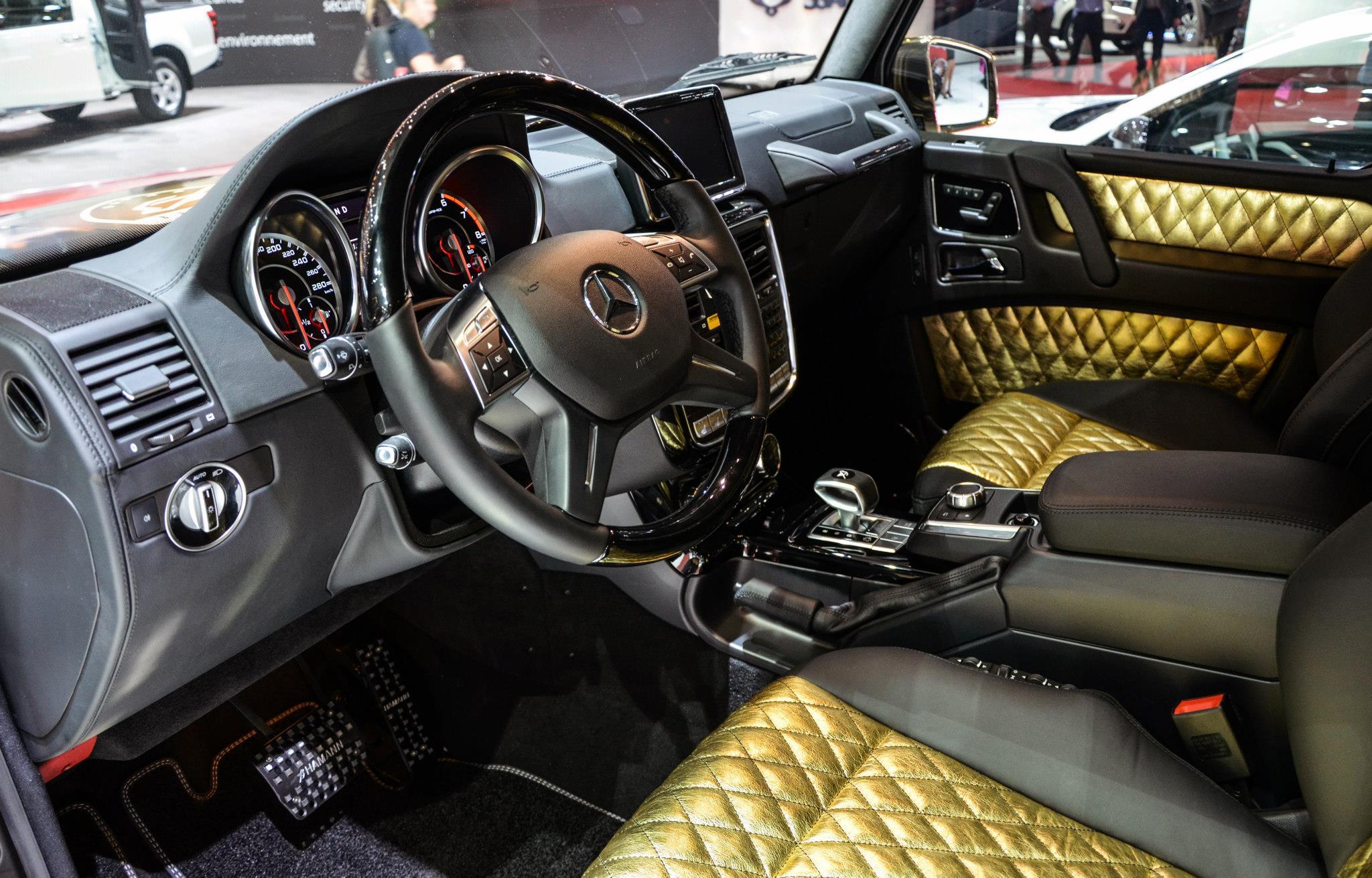 Hamann Spyridon Mercedes G65 AMG 5