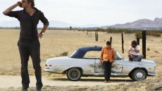 While filming scenes with the iconic Mercedes 280 SE convertible, the actors in the Hangover part I managed to utter over 50 swear words all while putting the Mercedes-Benz classic through a beating.