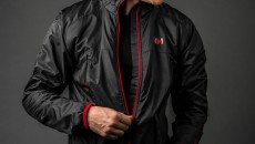 Helly Hansen H2 Flow Jacket front view half zipped