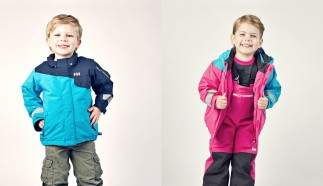 What to Wear: Helly Hansen Kids