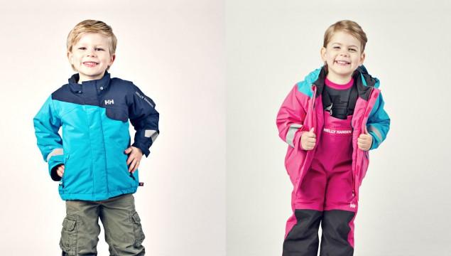 What to Wear: Helly Hansen Kids