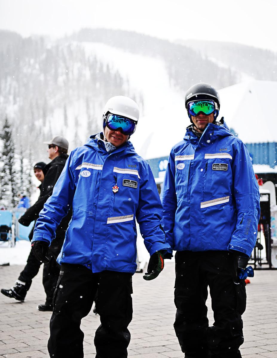 Helly Hansen Vail Ski Resort Snowboard Instructors 2