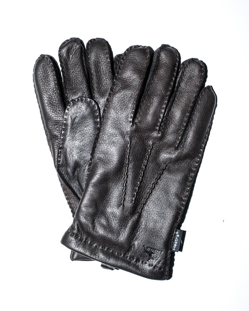 Hestra mens gloves - Hestra Deerskin Classic Wool Gloves