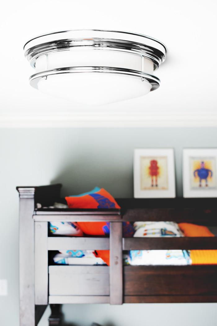 Hinkley Flushmount Light