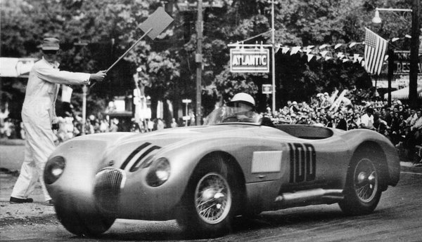 300 SL Racing Driver John Cooper Fitch Passes Away at the age of 95