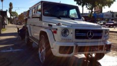 Kim Kardashian Gave her 2013 Mercedes G63 AMG the Platinum Motorsport Treatment