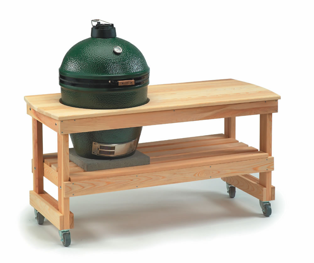 big green egg large table