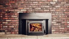 Lennox Montlake Fireplace Insert front view