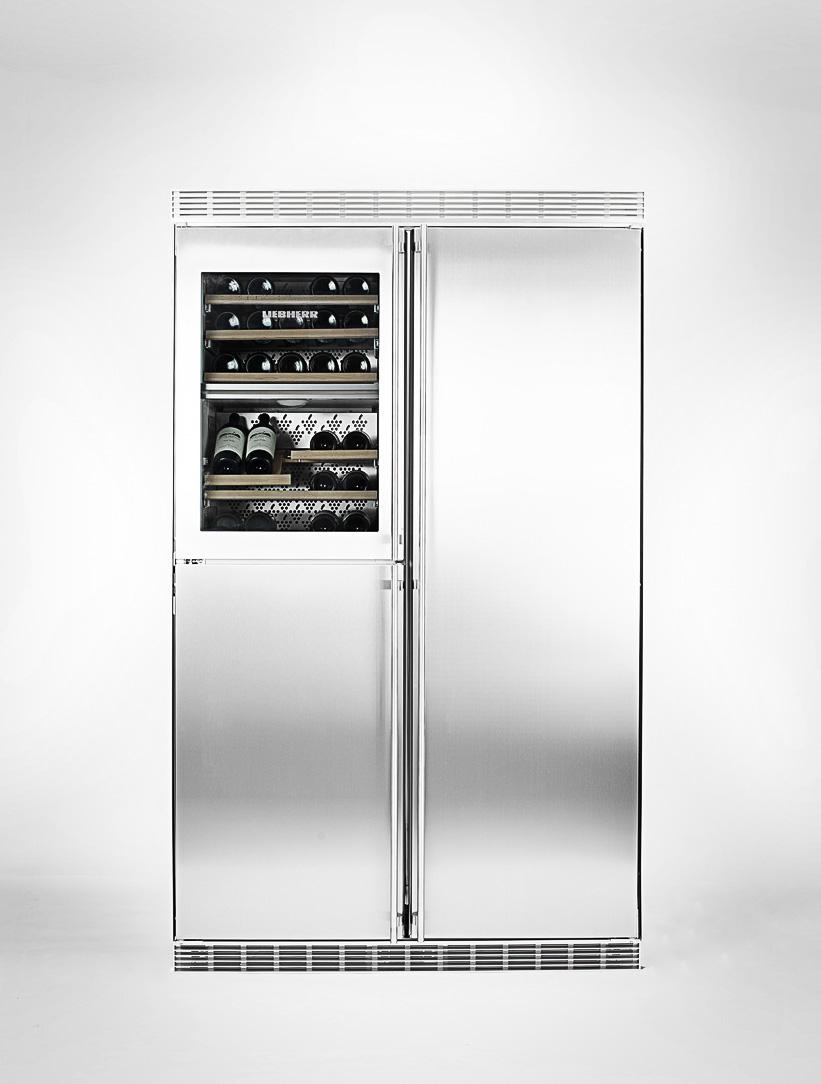 Liebherr 48″ Refrigerator SBS 246 1