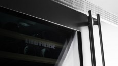 Liebherr SBS 246 Glass Front Wine Cooler