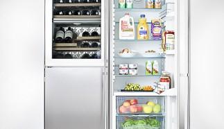 "Liebherr 48"" Refrigerator SBS 246"