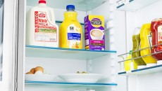 Liebherr SBS 246 Refrigerator Storage