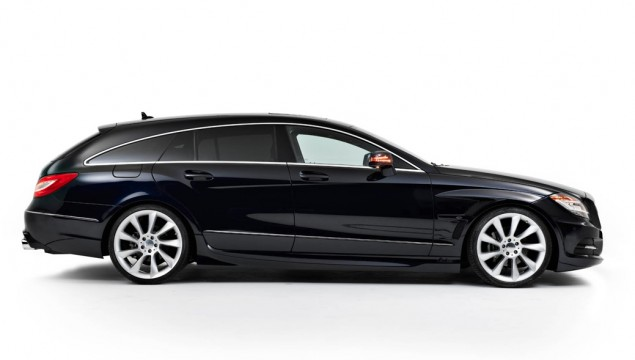 Lorinser Unveils Their Mercedes CLS Shooting Brake