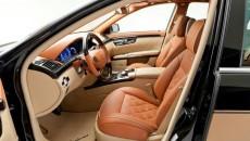 2012 S-Class Lorinser S70 Bi-Turbo interior