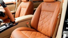 2012 S-Class Lorinser S70 Bi-Turbo leather seats