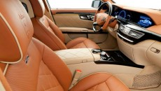 2012 S-Class Lorinser S70 Bi-Turbo passenger side interior