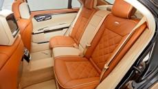 2012 S-Class Lorinser S70 Bi-Turbo back seat