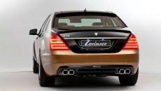 2012 S-Class Lorinser S70 Bi-Turbo rear exterior