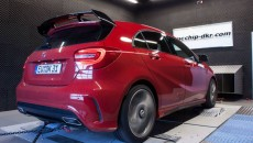 Mercedes A 45 AMG by Mcchip-DKR rear