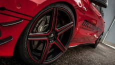 Mercedes A 45 AMG by Mcchip-DKR Wheel