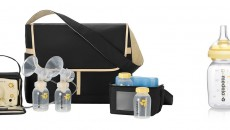 Medela Pump In Style Advance and Calma Bottle