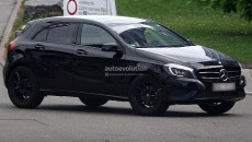 Mercedes-Benz GLA Crossover