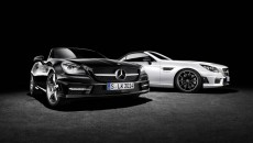 Mercedes-Benz SLK and SLK 55 AMG CarbonLOOK Edition
