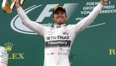 Nico Rosberg Wins Austrian Grand Prix