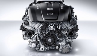 AMG 4.0-litre V8 Biturbo Engine