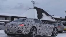 Mercedes AMG GT rear
