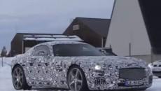 Mercedes AMG GT Grille