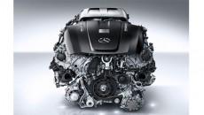 Mercedes AMG GT S Engine