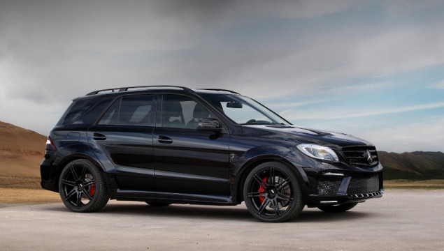 Mercedes ML63 AMG Inferno