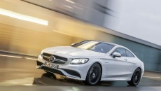Mercedes-Benz S 63 AMG Coupé (C 217) 2014, designo diamond white bright, exterior