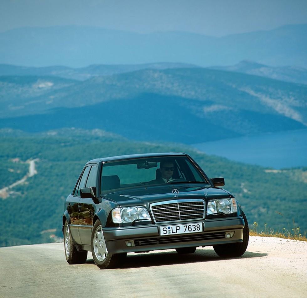 Mercedes-Benz 500 E Limited