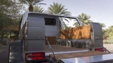 6x6 Mercedes G63 AMG truck bed