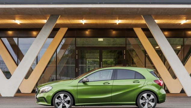 New Generation Mercedes-Benz A-Class Sets New Benchmark for Compact Cars